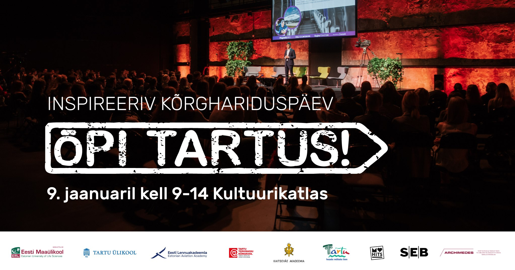 12623THE HIGHER EDUCATION DAY EVENT, STUDY IN TARTU (ÕPI TARTUS)!