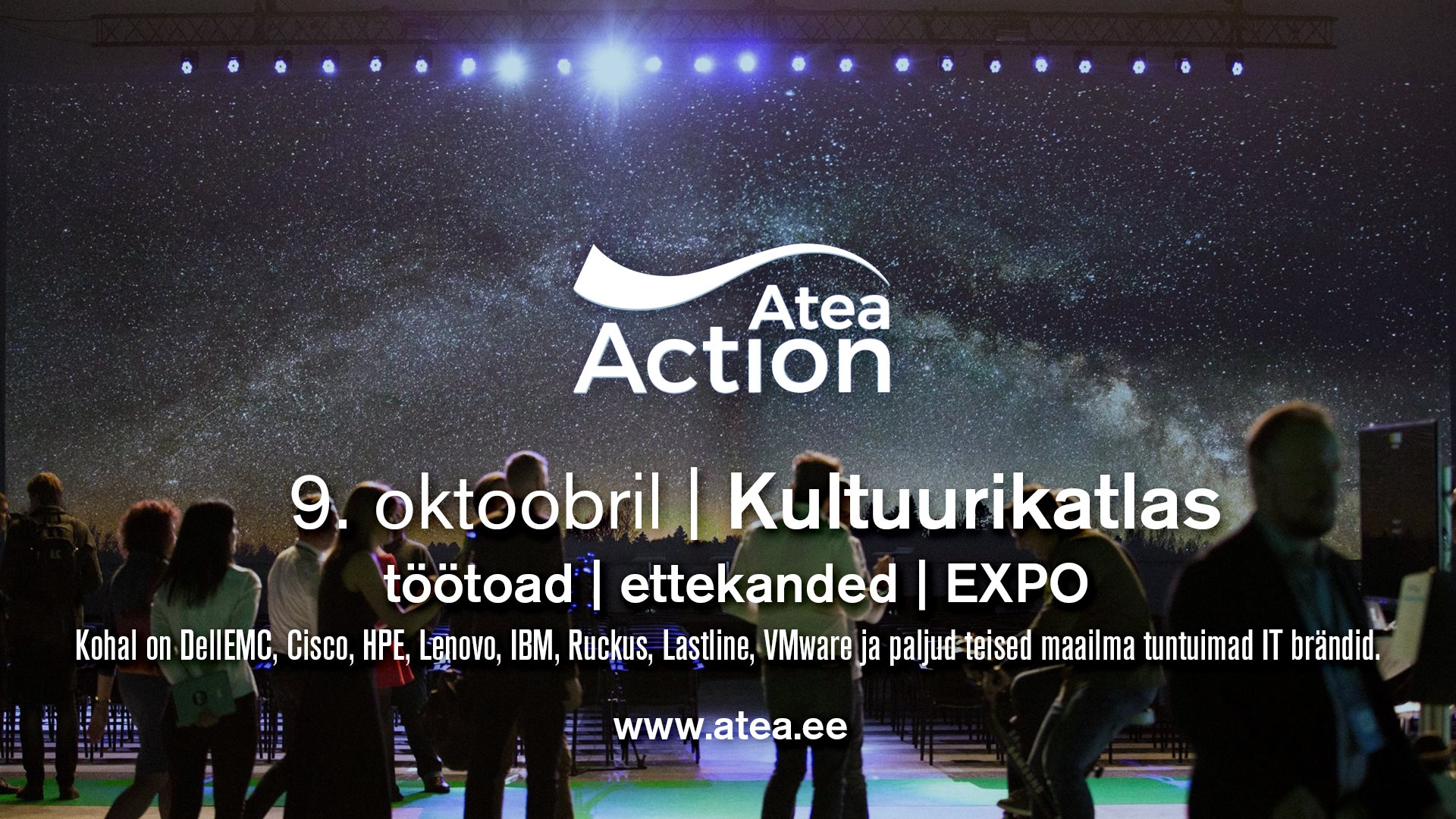 8312IT-konverents Atea Action