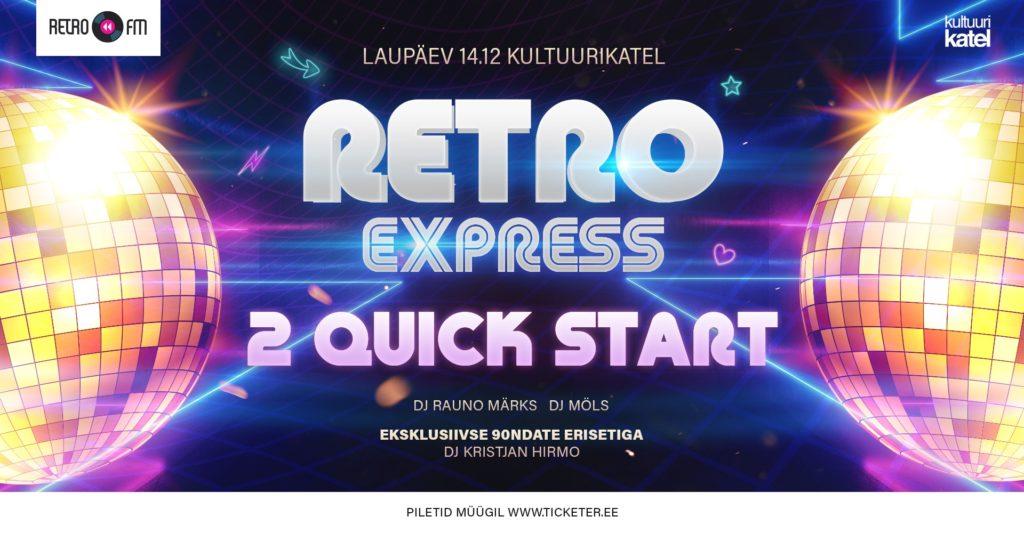 11312Retro Express