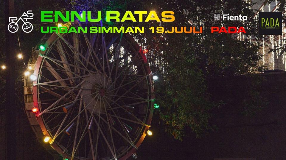 9522ENNU RATAS Urban Simman II