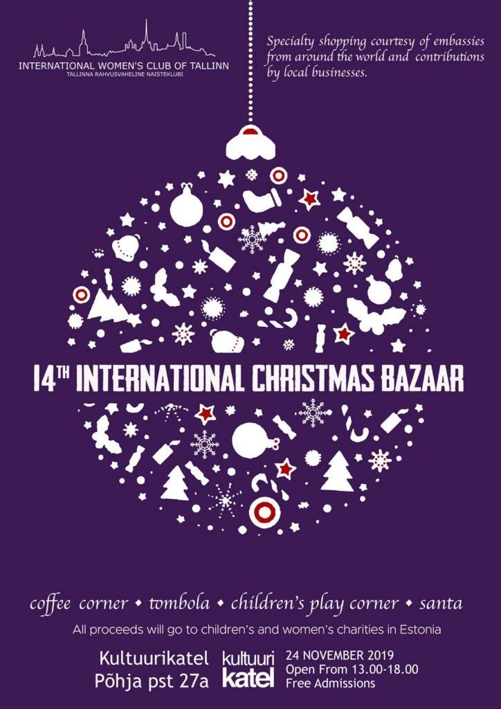 1128714th International Christmas Bazaar