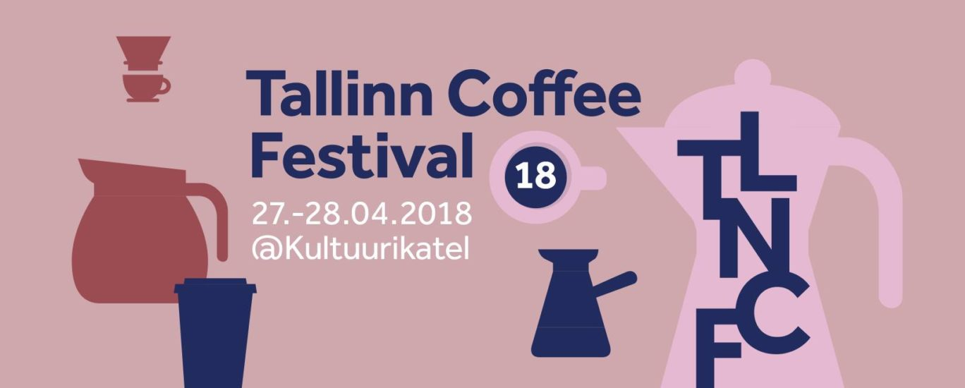 Image result for Tallinn coffee festival