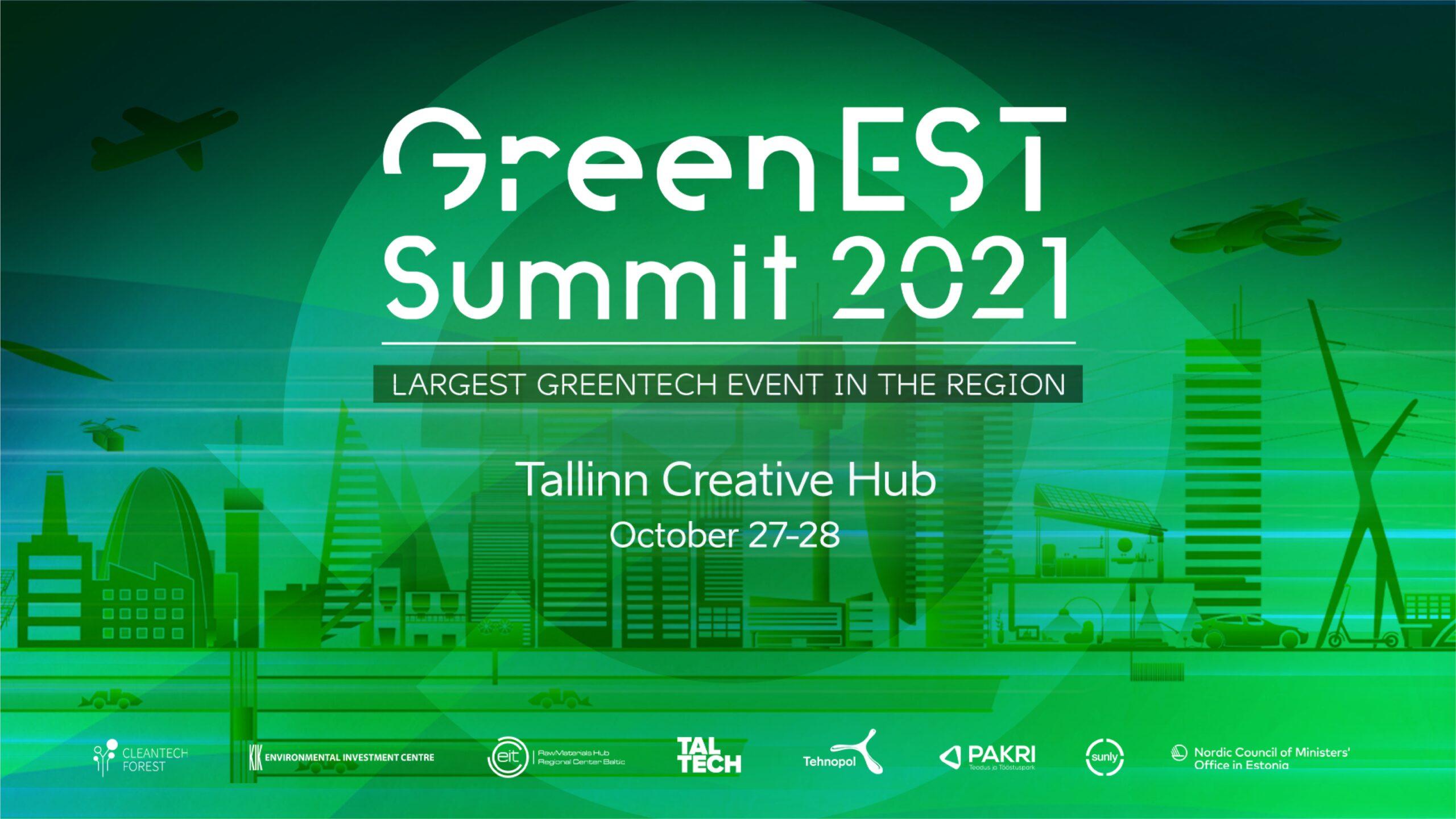 13816Green EST Summit 2021