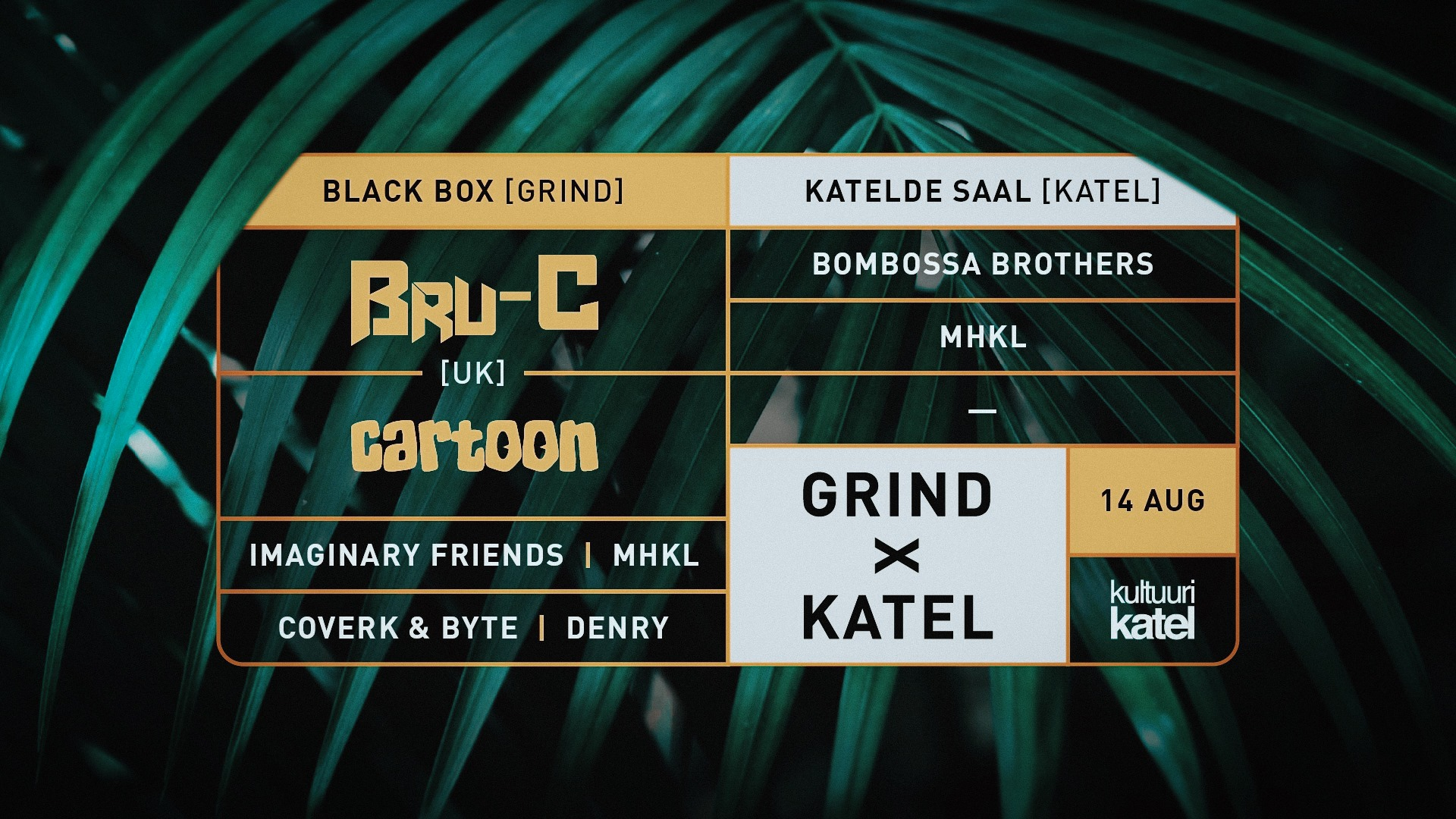 12992Bru-C (UK) & Cartoon – Grind x Katel