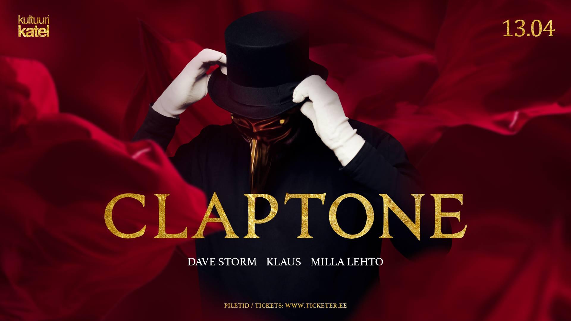 9087Claptone (DE)