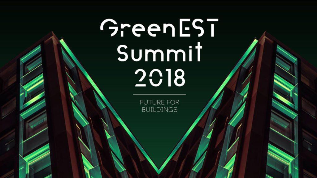 7913GreenEST Summit 2018: hoonete tulevik