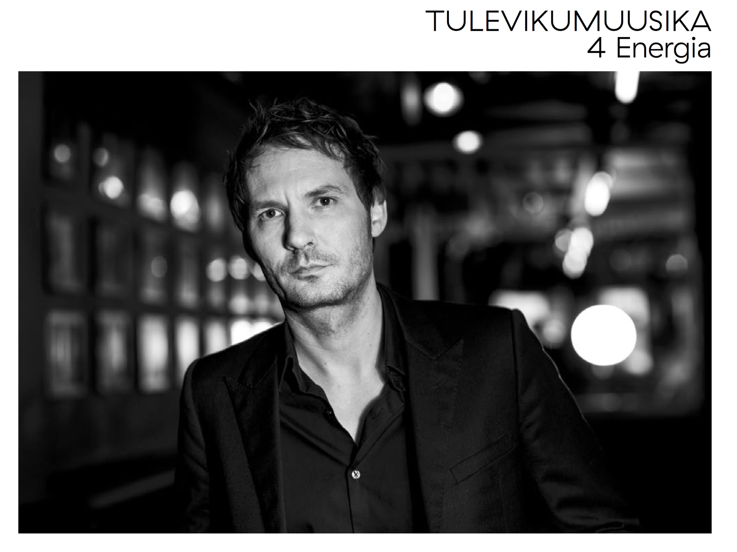 4154ERSO Tulevikumuusika / Sarjapilet IV / I EAT THE SUN AND DRINK THE RAIN