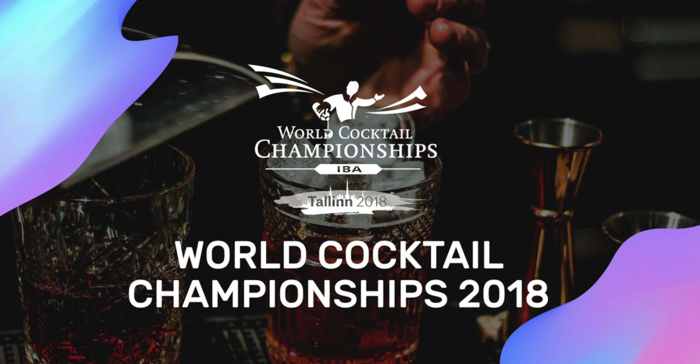 7032World Cocktail Championships Tallinn 2018